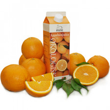 Appelsinjuice Ø 1 Liter