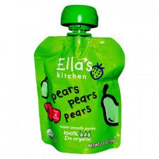 Ellas Kitchen Babymos Pære Ø 4 Mdr (70 gr)