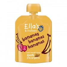 Ellas Kitchen Babymos Banan Ø 4 Mdr (70 gr)