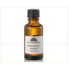 Urtegaarden Pebermynte Essens (30 ml)
