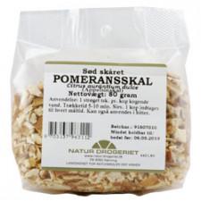 Natur Drogeriet Pomeransskal Skåret  (80 gr)