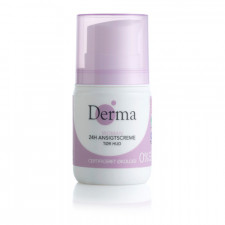 Derma Eco Woman 24h Ansigtscreme til Tør Hud (50 ml)