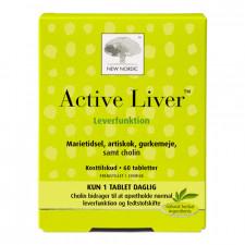 Active Liver (60 tabletter)