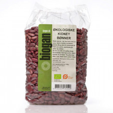 Biogan Kidney Bønner Ø (1 kg)