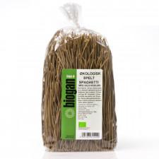 Biogan Spaghetti Spelt M. Vilde Hvidløg Ø (500 gr)