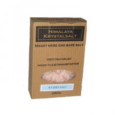 Himalaya Salt i æske til kværn (250 gr)