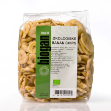 Biogan Bananchips Ø (400 gr)