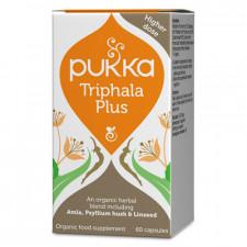 Pukka Triphala Plus Ø (60 kapsler)