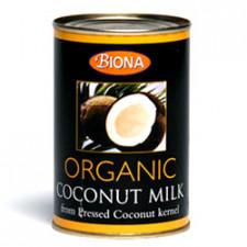 Biona Kokosmælk Ø (400 ml)