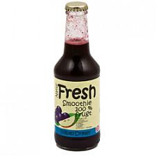 Smoothies Blåbær Ø 250 ml.