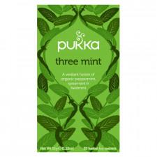 Pukka Tree Mint tea Ø 20 Breve