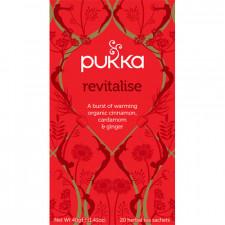 Pukka Revitalise Te Ø (20 breve)