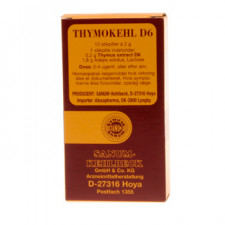Thymokehl D6, Stikpiller 10 Stk