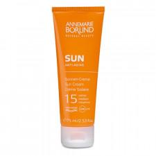 Annemarie Börlind SUN Anti-Aging Sun Cream SPF 15 (75 ml)