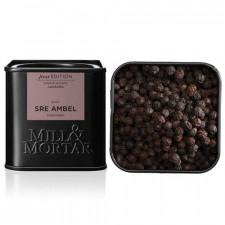 Mill og Mortar Sort Peber Sre Ambel (50 gr)