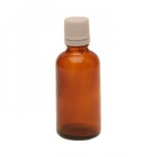 Mezina Flaske med låg og dråbetæller (50 ml)