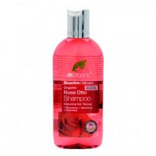 Dr. Organic Rose Otto Shampoo (250 ml)