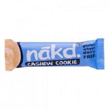 Rå Frugt- og Nøddebar Cashew Cookies (35 gr)