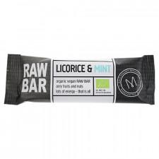Raw bar Licorice & Mint Ø