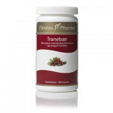 Fitness Pharma Tranebærkapsler (100 kapsler)