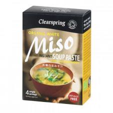 Naturesource Miso Soup Paste Hvid M. Tang 4X15G Ø (60 gr)