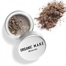 Organic M.A.K.E Eyeshadow Grey Brown (3 gr)