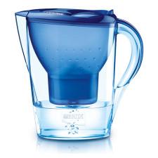 Brita kande 2,4 L marella cool blue + (1 stk)