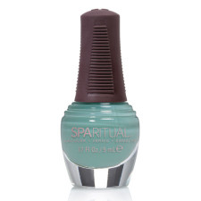 Sparituals Neglelak Mini Pastelgrøn 88377 (5 ml)