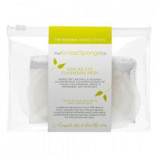 The Konjac Sponge Eye Cleansing Pads (8 stk)