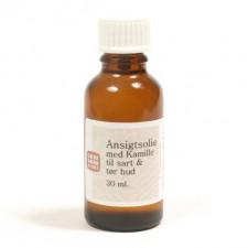 Ansigtsolie m. Kamille (30 ml)