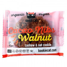 Kookie Cat Cacao nibs walnut Ø (50 g)