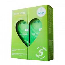 Weleda Gaveæske Skin Food Forever (2 x 75 ml)