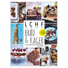 LCHF  Brød & kager (bog)