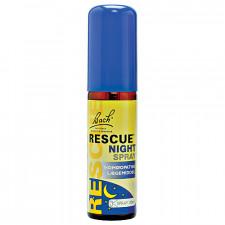 Bachs Rescue Night Spray - 20 ml.