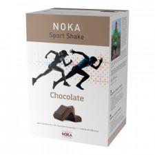 NOKA Milkshake - pakken indeholder 15 måltider - 525 gr.M.Chokolade