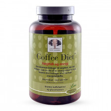 New Nordic Coffee Diet m. grønne kaffebønner og glucomannan (360 tab)