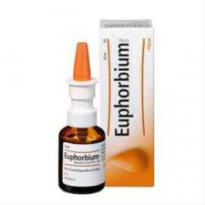 Næsespray Euphorbium (20 ml)