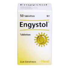 Engystol (50 tabletter)