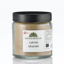 Urtegaarden Lakridsekstrakt I Krukke Ø (30 gr)
