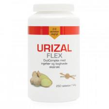 Urizal Ingefær Flex 250 tab
