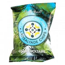 Renée Voltaire Cassava chips