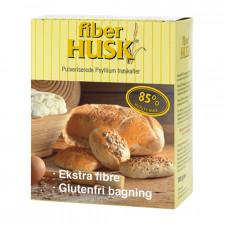 Fiber HUSK - Glutenfri Bagemiddel (300 g)