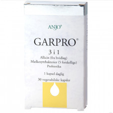 Garpro 3-i-1 (30 kapsler)