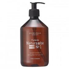 Juhldal flydende Natursæbe No. 1 (250 ml)