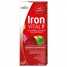 Hübner Iron VITAL F (500 ml)