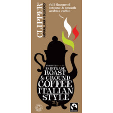 Clipper Roast & Ground Coffee Italian Style Ø (227 gr)