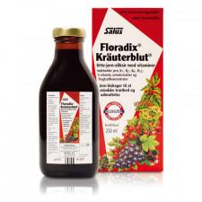 Floradix Kräuterblut Urte-Jern Mikstur (250 ml)