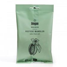 Biogan Mandler Ristede Ø (90 g)
