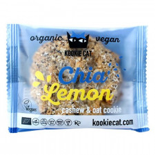 Kookie Cat Chia lemon Ø (50 g)