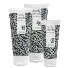 Australian Bodycare Tea Tree Oil Body Serie (3 stk)
